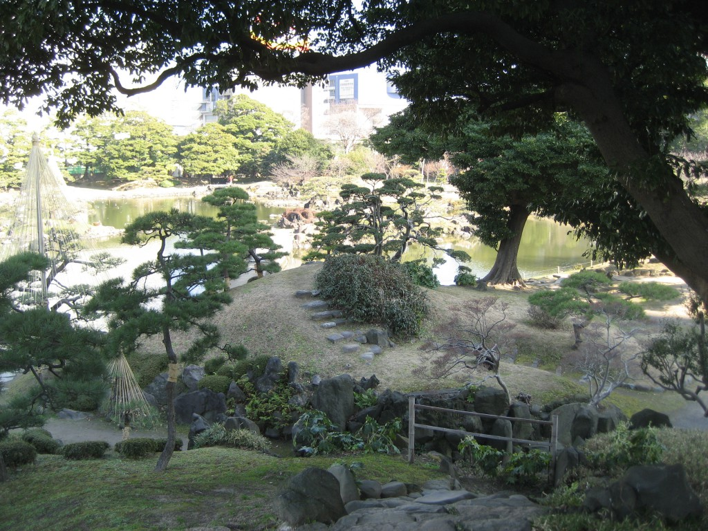 Kyū Shiba Rikyū Garden in Minato ward (Photo: Brian Cramer)