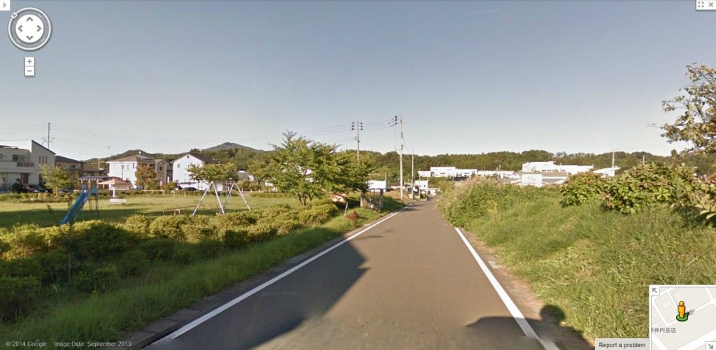 Bill's drop-off point in Funehiki. (Photo: Google)