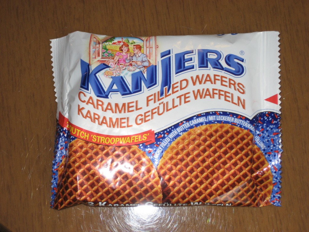Stroopwafels - a most excellent snack, but perhaps a bit to sugary for breakfast. (Photo: Brian Cramer)