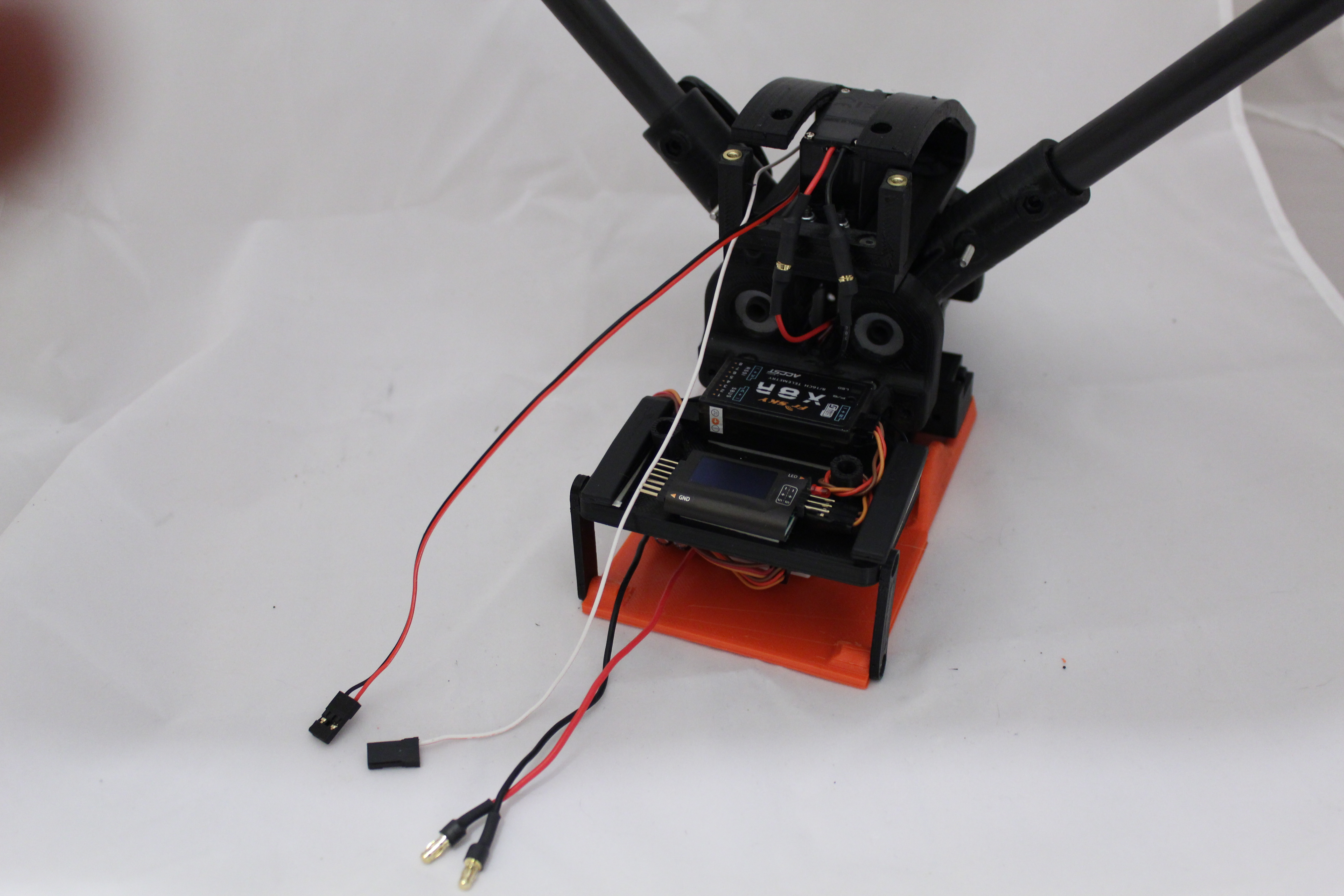 3d Printed Dji Inspire Clone Build Pictures And Instructions Printer Limit Switch Wiring Diagram Img 1450 1453